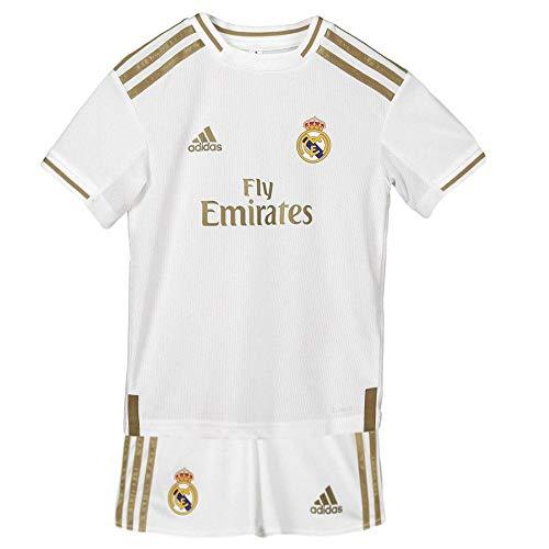 adidas 2019-2020 Real Madrid Home Mini Kit - Madrid Home Kit