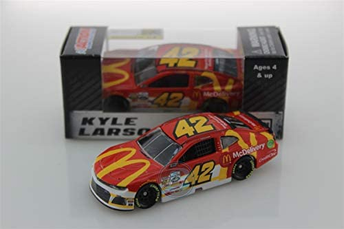 """Lionel Racing 1/64 """"カイル ラーソン"""" マクドナルド McDelivery シボレー カマロ ZL1 NASCAR 2019 C421965MIKL"""