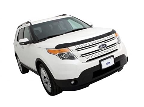 2011-2015 Ford Explorer Hood Protector Bug Shield Deflector By Lund Aeroskin GENUINE OEM BRAND NEW FACTORY