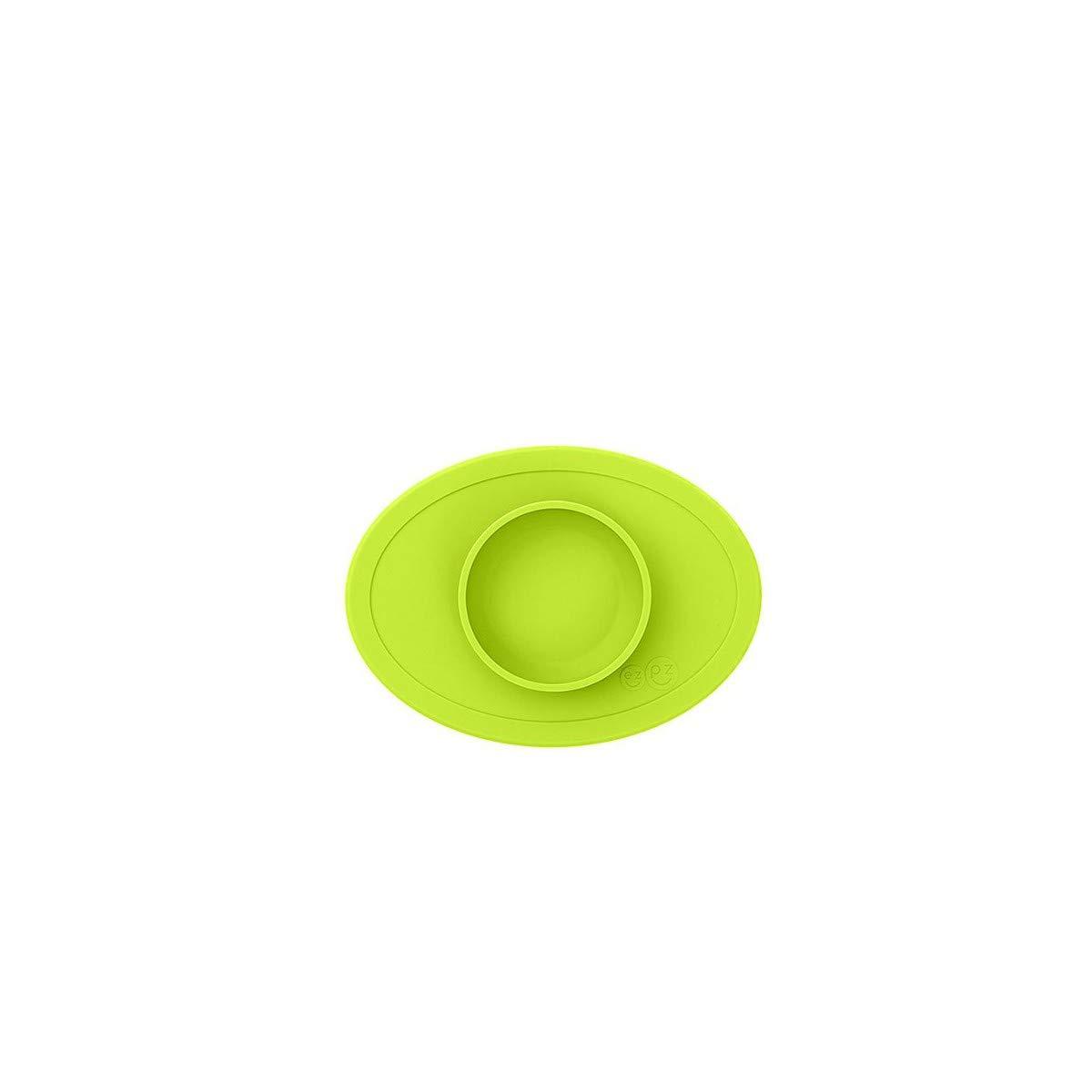 E-EUTBG001 EZPZ Vajilla infantil de silicona Tiny Bowl lima