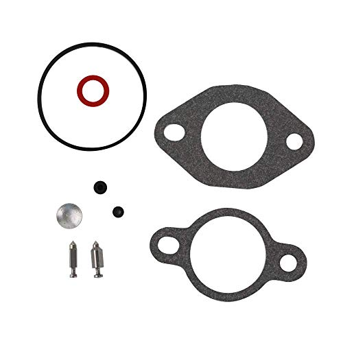 (CQYD New Carburetor Rebuild Kit for Kohler 1275703-S Command CH CV 11-16 Carb Repair for 12-757-03-S)