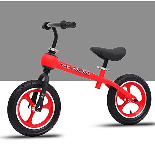 1 Pack, Children Balance Bikes Scooter Baby 2-5years Scooter No Foot Pedal Driving Bike Gift for Infant Magnesium Alloy 2.2kg,C ZLJTYN