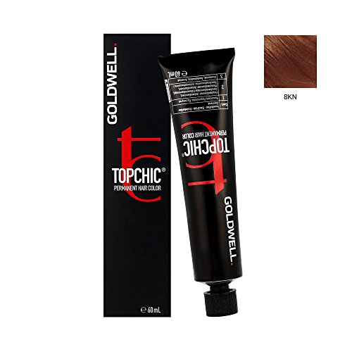 Goldwell Topchic Hair Color Coloration (Tube) 8KN Topaz