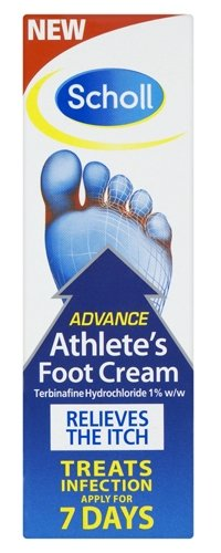 scholl athletes foot cream