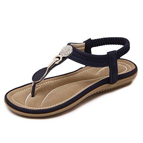 sandalias sandalias playa de a sandalias Espina Donyyyy Pez intercala verano chicas one Sandalias calzado de Forty w5qwUOI