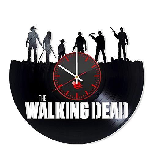 The Walking Dead Vinyl Record Wall Clock - Get unique living