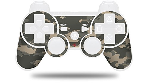 WraptorCamo Digital Camo Combat - Decal Style Skin fits Sony PS3 Controller (CONTROLLER NOT INCLUDED)