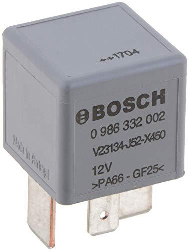 Bosch Automotive 0986332002 4 Pins, 12 V, 70 A, Normal Open Mini -
