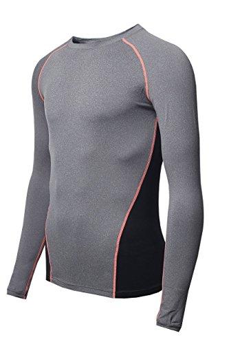 COOVY ATHLETE Sports Sleeve Shirts