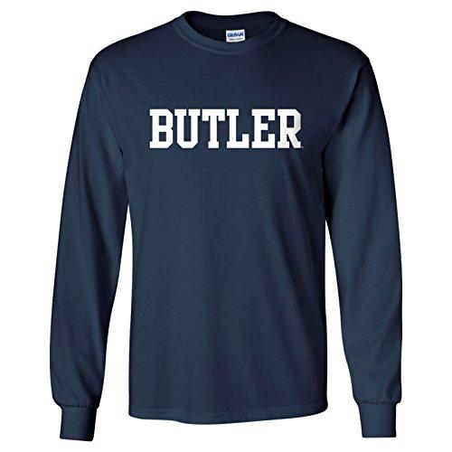 Butler Basic Block Long Sleeve - X-Large - Navy