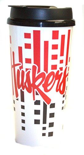 Whirley Nebraska Cornhuskers Hype Travel Cup, 32-Ounce