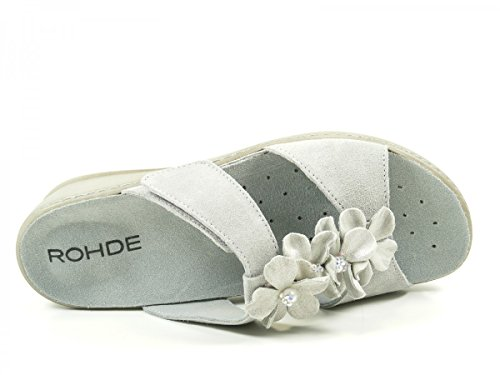 Rohde Herne - Mules Mujer gris