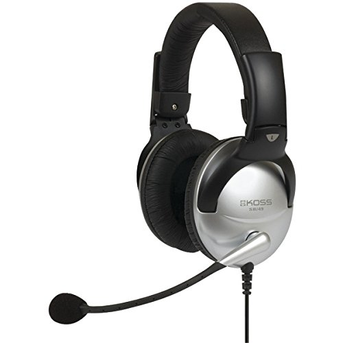 KOSS 159550 Communication Stereophone Headphones - Koss Radio