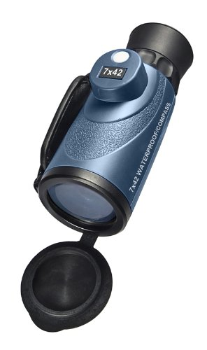 BARSKA 7x42 Deep Monocular Compass