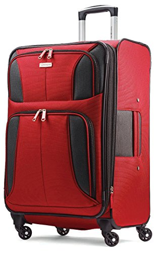Samsonite Aspire XLite 29'' Expandable Spinner Red-Black by Samsonite