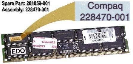BOARD,MEM,60ns 128MB DIMM EDO ()