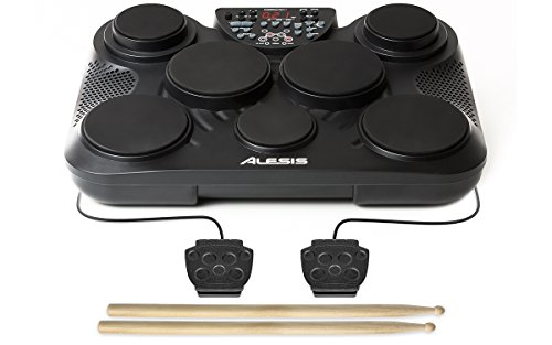 Alesis Compact Kit 7 : alesis compactkit 7 portable 7 pad tabletop electronic drum import it all ~ Vivirlamusica.com Haus und Dekorationen