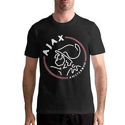 SherryELynch AFC Ajax Amsterdam Club Mans Fashion Short Sleeve T-Shirt