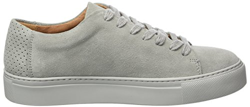 SELECTED FEMME Damen Sfdonna New Suede Sneaker Grau (Grey)