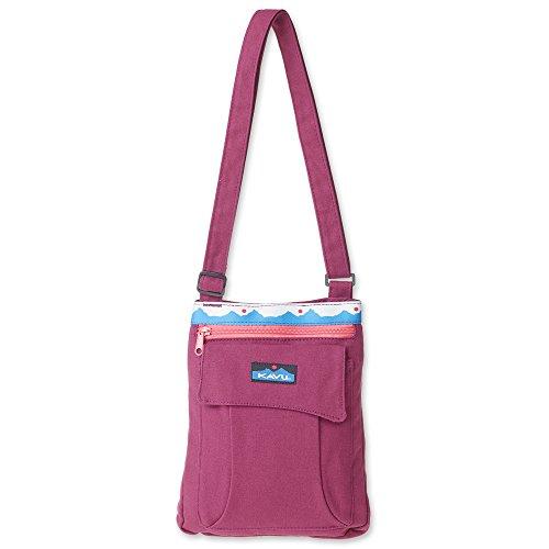 KAVU Women's Keeper Backpack, Ruby, One Size