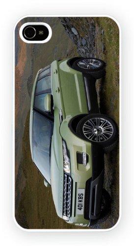 Range Rover Evoque Green, iPhone 5 5S, Etui de téléphone mobile - encre brillant impression