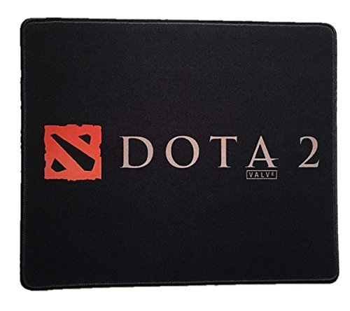 Gaming Gamer Dota Dota2 Logo Edition Large Mouse Pad High Sensitivity Waterproof Nonskid ...