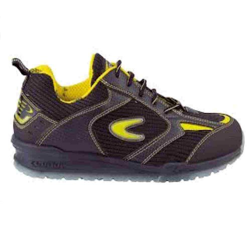 """Cofra 78480–000.w36Talla 36O1SRC FO de """"Bartali Zapatos de seguridad, color negro y amarillo"""