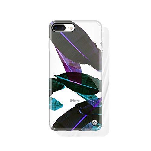 iPhone 8 Plus / 7 Plus Clear case, Akna TrueSense Series Flexible Silicon Cover for Both iPhone 7 Plus & 8 Plus (1163-U.S)