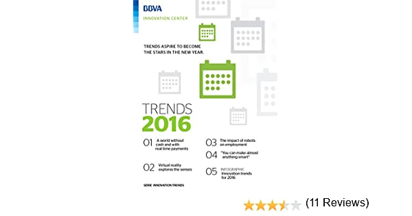 Ebook: 2016 Innovation Trends (Innovation Trends Series) (English Edition) eBook: BBVA Innovation Center, Innovation Center, BBVA: Amazon.es: Tienda Kindle