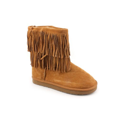 American Mid Weather Tan Pochatan Round Rag Cold Boots Womens Toe Calf Tr6qpTw