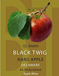 NV Great Shoals Black Twig Hard Apple Wine Maryland 750 mL