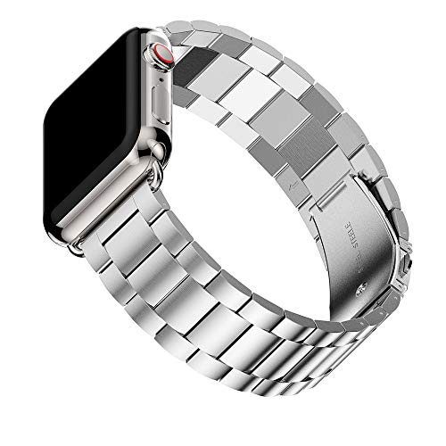 Quick Fold Series Portable Screen - Christmas Hot Sale!!!Kacowpper Stainless Steel Watch Band Replacement Strap Compatible Apple Watch Series 4 40mm/44mm