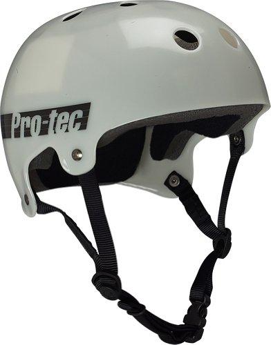 PROTEC Original Bucky Skate Helmet, Glow in the Dark Green, Large]()