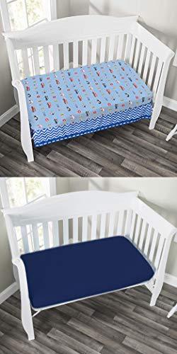 new arrivals crib sheet - 2