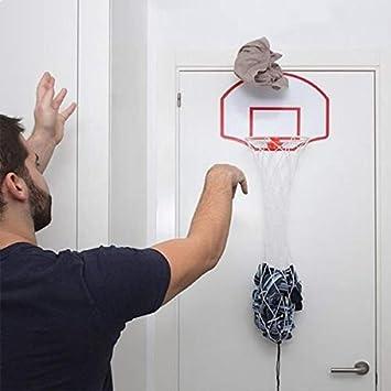 Sucia cesto de la ropa de baloncesto: Amazon.es: Electrónica