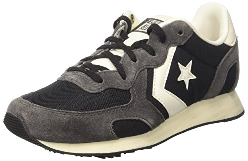 Natural Adulto Converse a Unisex Sneaker Basso Racer black Iron Ox Multicolore – Auckland Collo qzxqpAaOw