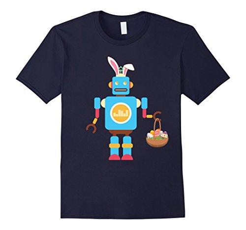 Men's Robot Easter Bunny