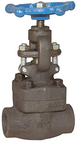 "Dixon 2"" FEMALE NPT FORGED STEEL GLOBE VALVE (FSGLBV200)"