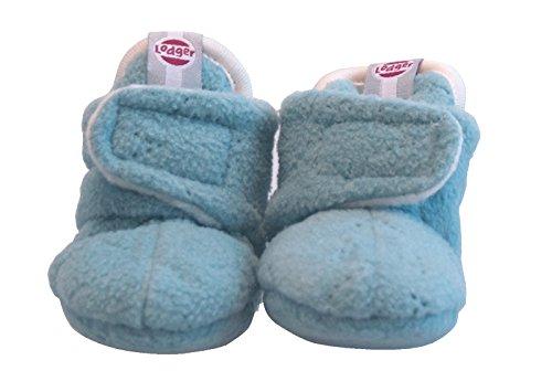 Lodger - Chaussons bleus bébé American Fifties (0-3 mois) - Bleu