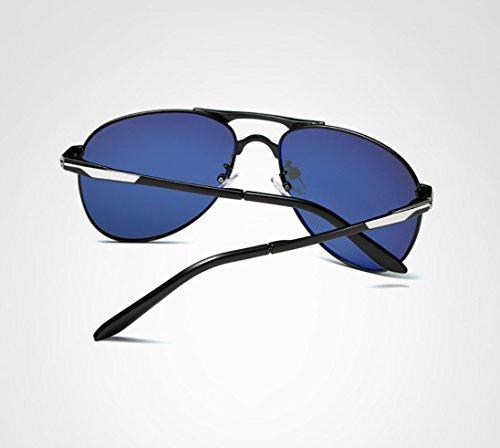 Sol Gafas 5 Clásicas CUIYAN Gafas Color para polarizadas de Pesas Gafas Pesca Nuevas Sol de YANJING 5 de Conducción Hombres de gqIHwCpCS