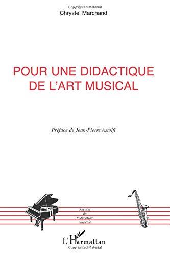 Download Pour une didactique de l'art musical (French Edition) ebook