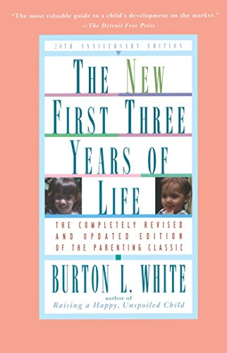 Amazon new first three years of life completely revised and new first three years of life completely revised and updated by white burton fandeluxe Images