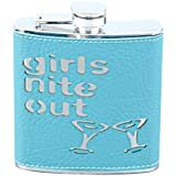 Girls Nite Out Martini Hip Flask
