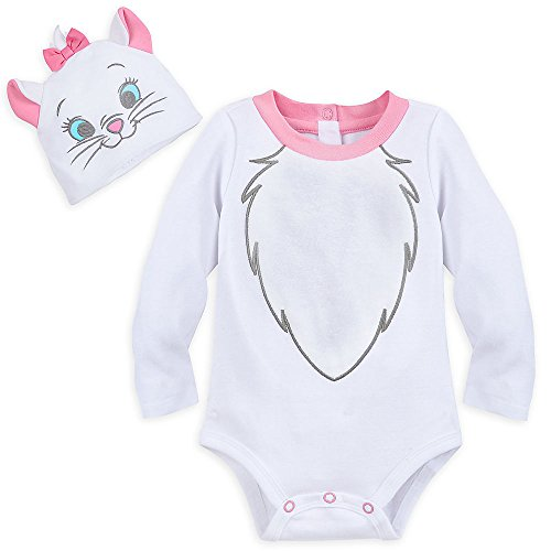 Disney Marie Costume Bodysuit Set for Baby