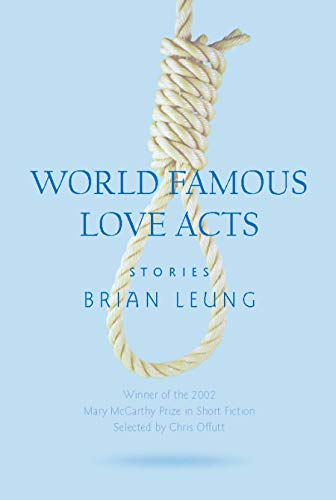 World Famous Love Acts Stories Kathryn A Morton Prize In Poetry