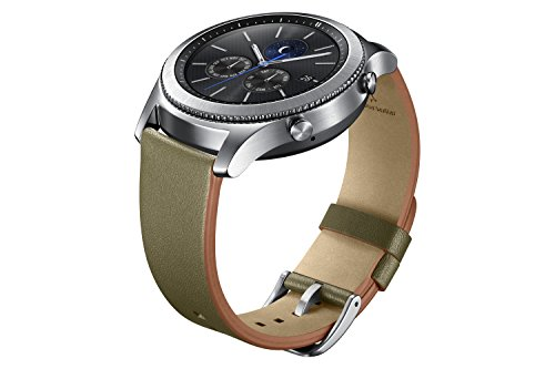 Samsung Electronics Smartwatch Replacement Band for Samsung Gear S3 - Olive Green