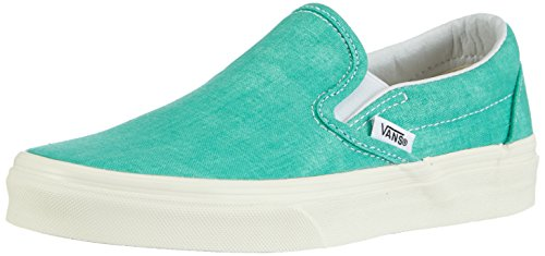Fourgons U Ca Classique Bas - Chaussure Mixte Erwachsene Grün (piscine (lavé) Vert)
