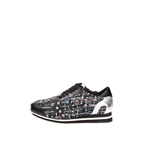 Cyril P0015 Jo Low Woman Nero Runnin Liu Sneakers G S65135 RAY8Yqx