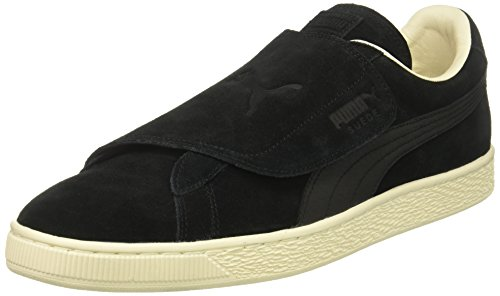 Black Wrap Color PUMA Sneaker Suede Black puma Puma Blocked Men's wq00WAx4E