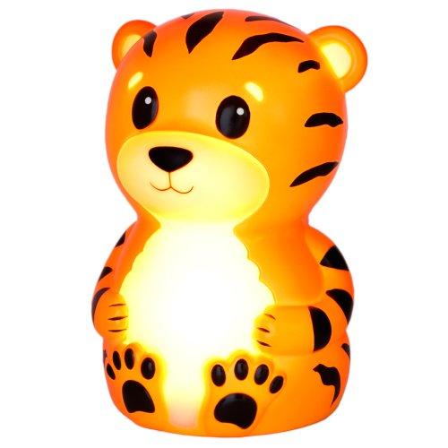 Price comparison product image Mirari Portable Night-Light - Terry the Tiger